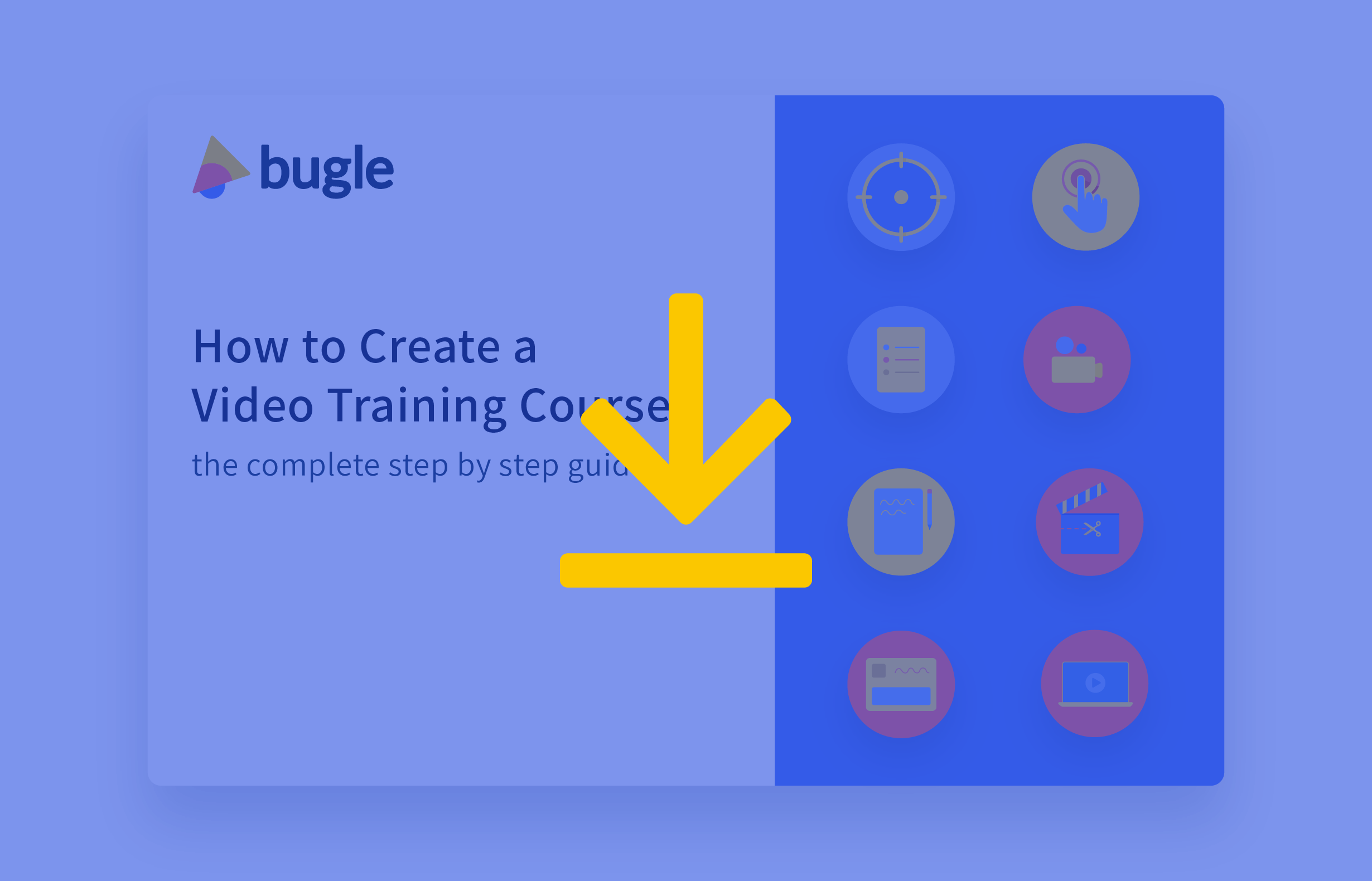 How To Create Video Training Course ebook
